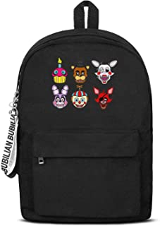 Unisex Anime Backpack Waterproof Canvas Backpack for Students.