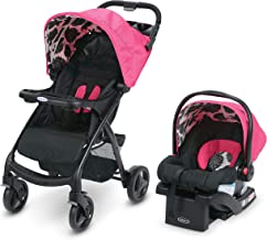 Best Graco Verb Travel System | Includes Verb Stroller and SnugRide 30 Infant Car Seat, Azalea Review