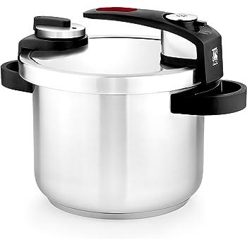 Fissler vitaquick / Olla a presión (3,5 litros, Ø 22 cm) acero ...