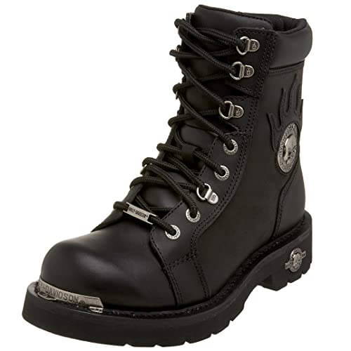 e3cb24cf1c1 Harley Davidson Boots: Amazon.com