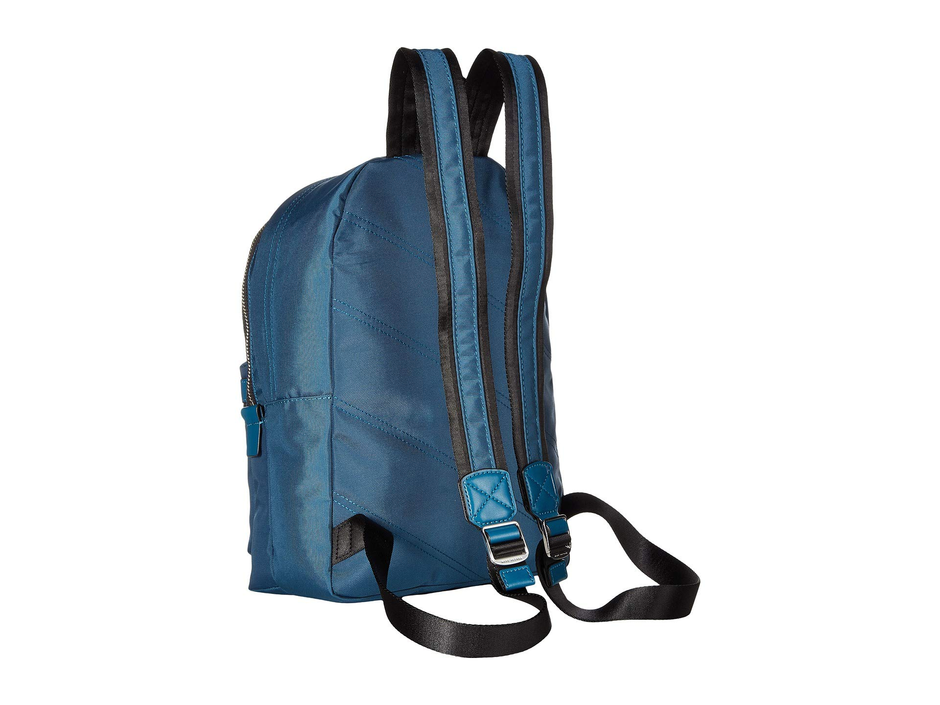 Teal Pack Exaggerated Trek Backpack Sport Logo Medium Marc Jacobs 8qZwEE1