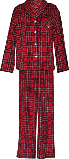 Women's Plaid Signature Fleece Pajamas PJ's