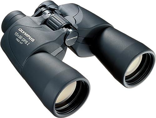 Olympus 118760 Trooper 10x50 DPS I Binocular (Black)