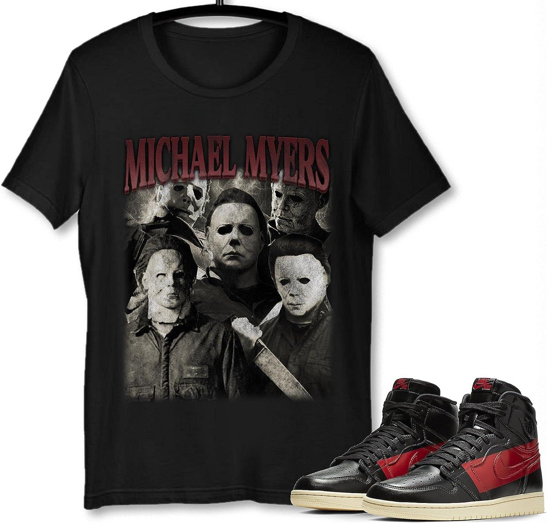 #Michael #Myer T-Shirt Kansas City Mall to Limited time cheap sale Match Jordan Sneaker 1 Couture G Snkrs