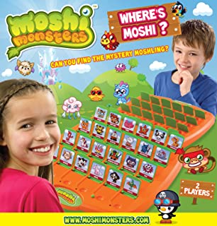 Best moshi monsters characters Reviews