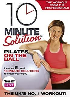 10 Minute Solution - Pilates On The Ball 2008