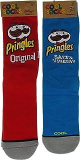 Pringles Sock Bundle - Original Red Can Salt & Vinegar Socks