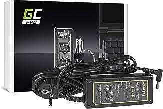 GC Pro Cargador para Portátil HP 15-AY064NM 15-AY064NS 15-AY064TU 15-AY064TX 15-AY065NB Ordenador Adaptador de Corriente (19.5V 3.33A 65W)