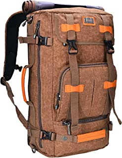 Best daots canvas casual backpack Reviews
