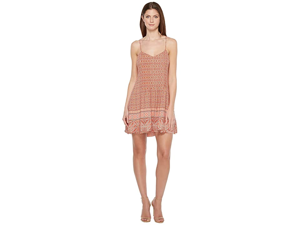 Sanctuary Spring Fling Dress (Sun Bleach Tile) Women