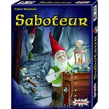 AMIGO Saboteur Strategy Card Game
