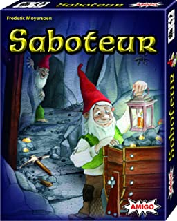 Mayfair Games ASI5712 Saboteur Card Game