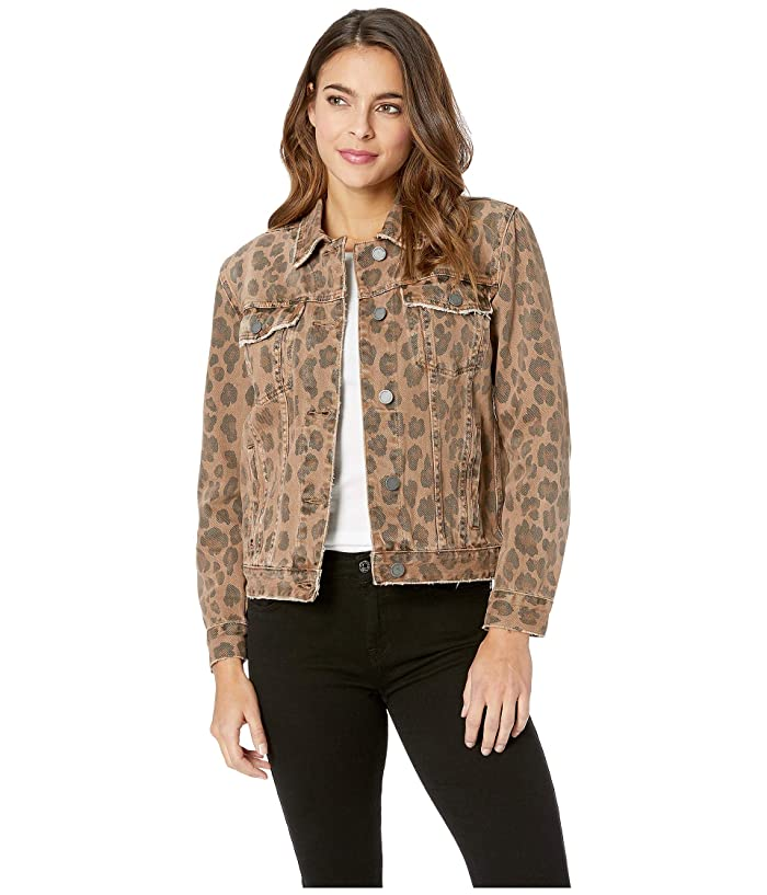 Blank NYC Trucker Jacket in Catwalk (Catwalk) Women