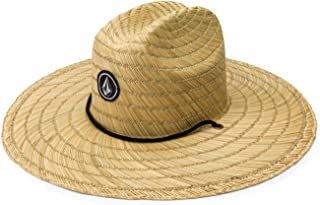 Volcom Men's Quarter Straw Hat