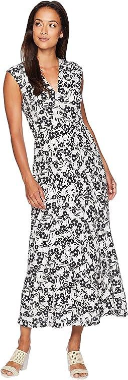 Midi Fit & Flare Dress