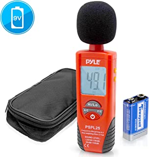 Digital Handheld Sound Level Meter –  Meter Automatic  with A and C Frequency..