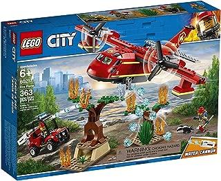 レゴ (LEGO) シティファイアープレーン(Fire Plane) 消防飛行機 60217 ブロック おもちゃ, 2019, 363 pcs [並行輸入品]