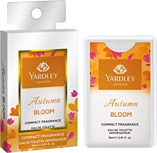 Yardley London Autumn Bloom Compact Perfume, 18ml