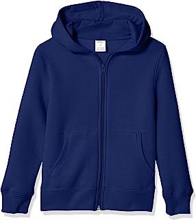 Amazon Essentials Boys' Fleece Zip-up Hoodie Bebé-Niños