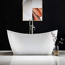 Amazon Com Soaking Tub Shower Combo