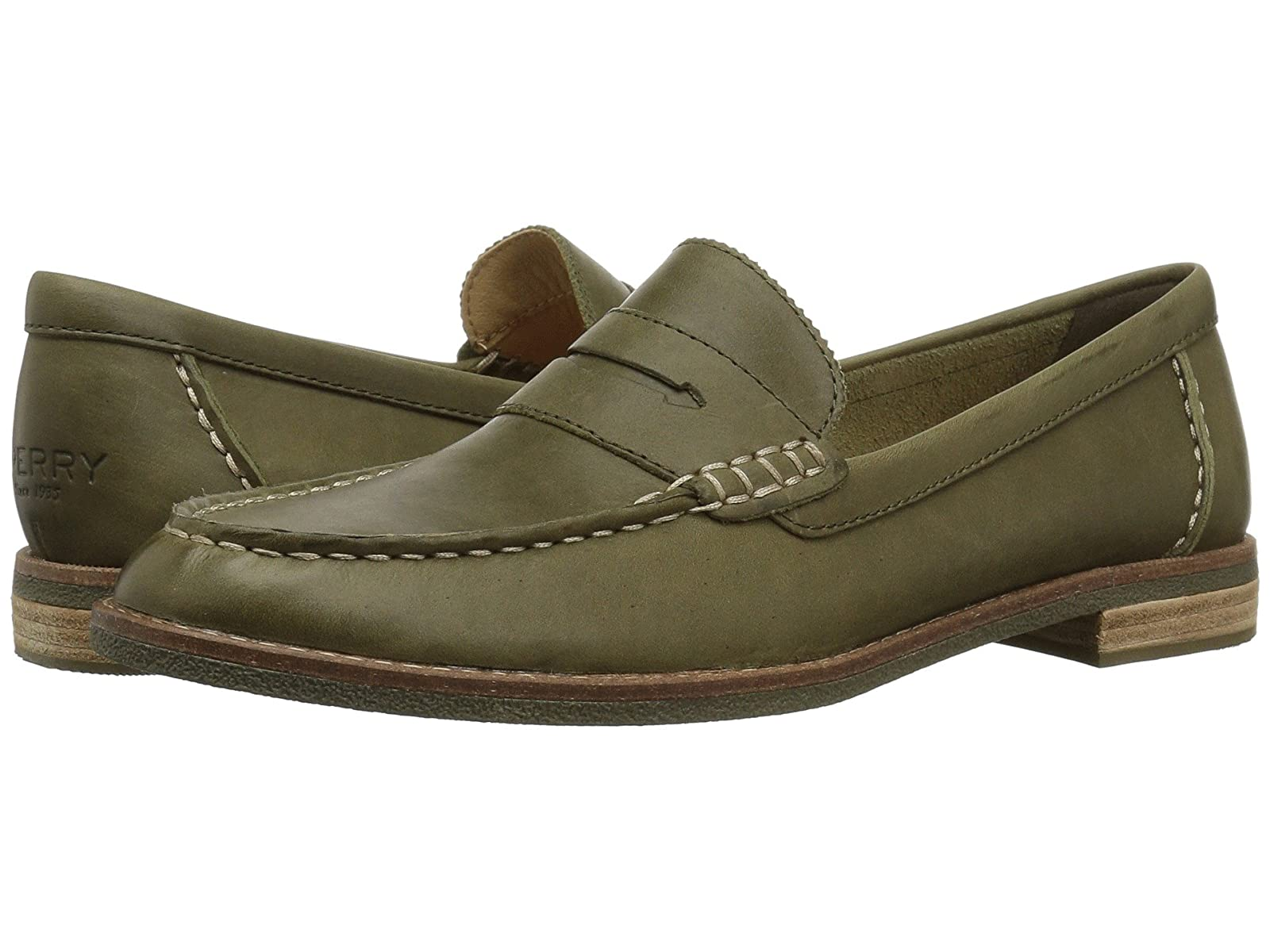 Sperry Seaport PennyAtmospheric grades have affordable shoes