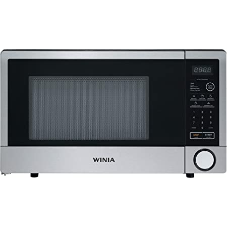WINIA WKORX9G5ET Countertop Microwave Oven Stainless Steel 0.9 CF