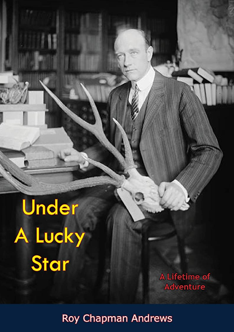 論理的に電子レンジ対処Under A Lucky Star: A Lifetime of Adventure (English Edition)