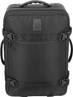 Unisex Stadium Wheel Bag, Black, ONE Size