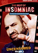 Best comedy central insomniac Reviews