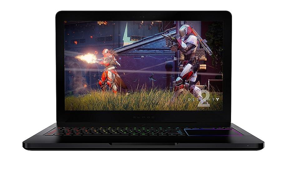 "Razer Blade Pro Gaming Laptop - 17.3"" 120Hz Full HD display, Quad-Core Intel Core i7-7700HQ, GeForce GTX 1060 (VR Ready), 16GB RAM, 256GB SSD + 2TB HDD (Renewed)"
