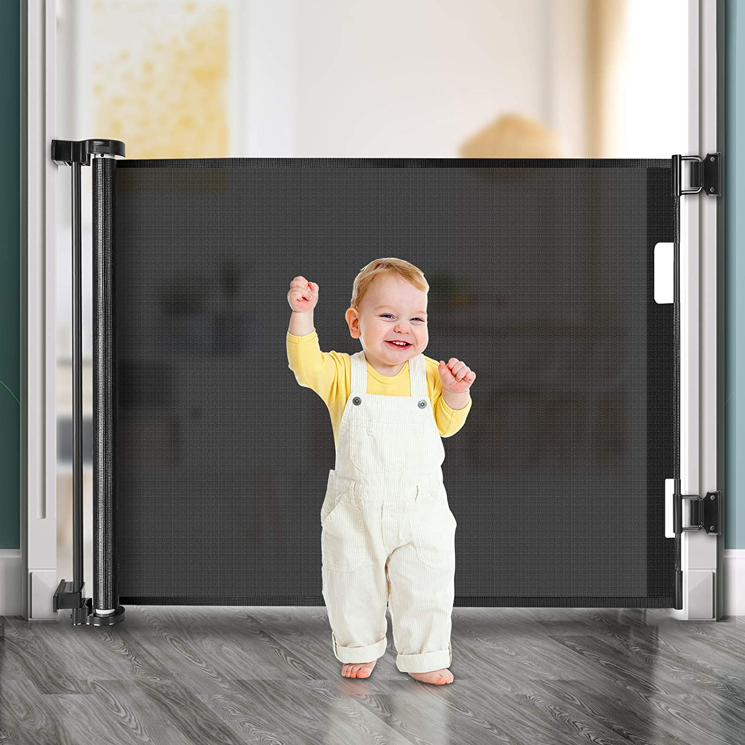 Baby Gate Extra Wide 59