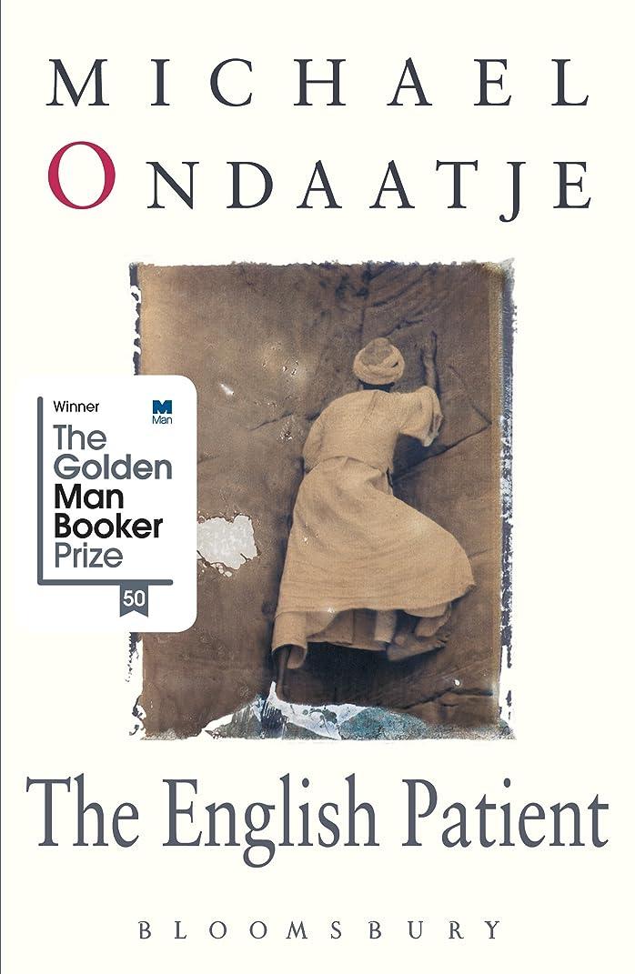 本レイふつうThe English Patient: Winner of the Golden Man Booker Prize