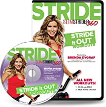 Brenda Dygraf Stride It Out Workouts DVD