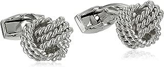 Tateossian Men's Business Set Knots Cufflinks