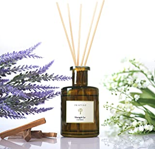 Shangri-la Inspired Hotel Reed Diffuser Set | Reed Oil Diffuser, 180ml | Scented Diffuser with Notes of Lavender, Moroccan...