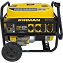 Firman Performance 7125-Watt Gasoline Portable Generator
