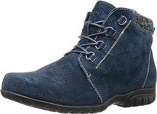 حذاء برقبة طويلة للكاحل من Propét للنساء, (كحلي), 40 EU Wide