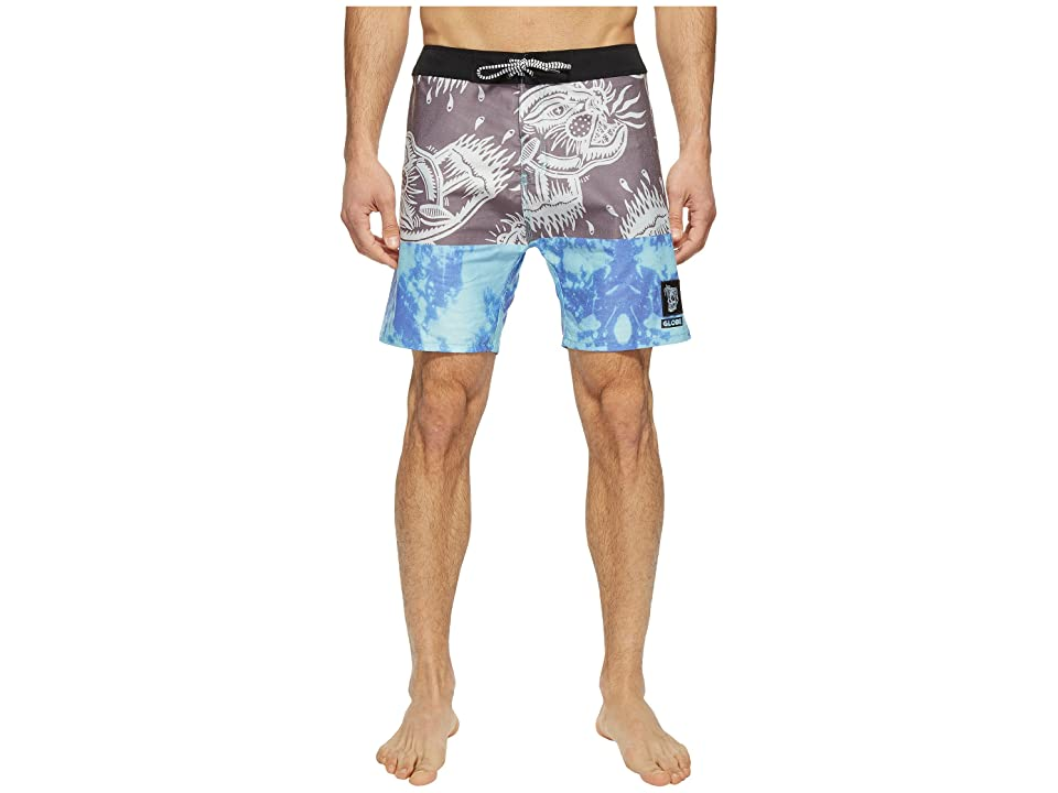 Globe Spray Boardshorts (Black) Men