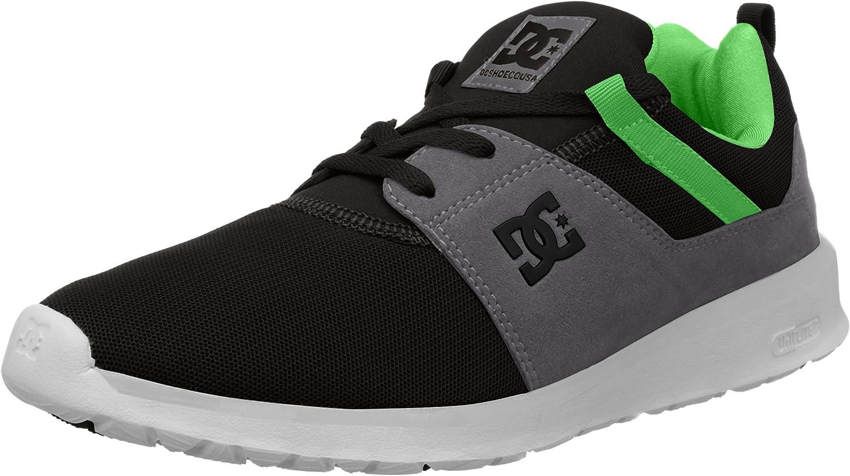 DC shoes Men's Heathrow M shoes Low-Top Sneakers