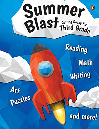 Summer Blast: Getting Ready For Grade 3