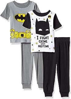 59c1383801 Amazon.com  DC Comics - Sleepwear   Robes   Clothing  Clothing ...