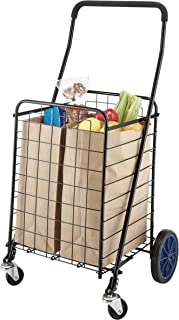 Best mainstays deluxe shopping cart Reviews