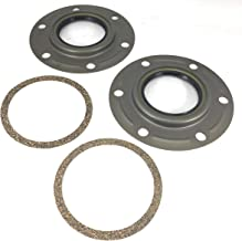 Tisco A8NN4248A-PAIR Rear Axle Seal In Retainer With Gasket