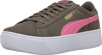 PUMA Women's Vikky Platform Fashion Sneaker
