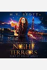 Night Terrors: An Uncanny Kingdom Urban Fantasy: Hexed Detective, Book 3 Audible Audiobook