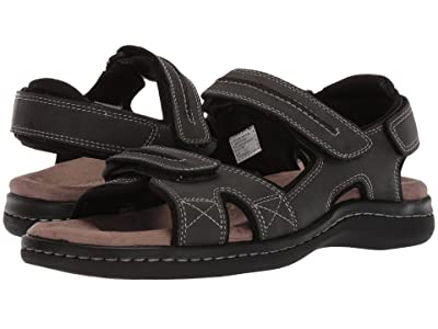 Dockers Newpage Quarter Strap Sandal (Grey Distressed) Men