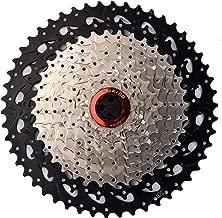 CYSKY 11 Speed Cassette 11Speed 11-50 Cassette Fit for Mountain Bike, Road Bicycle, MTB, BMX, Sram Sunrace Shimano ultegra xt (Light Weight)