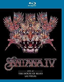Santana IV - Live at the House of Blues Las Vegas [Blu-ray]