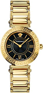 Versace - Reloj de pulsera para mujer con correa de acero inoxidable VEVG010 20