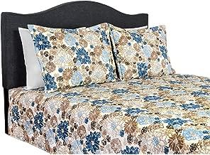 AB Lifestyles Carlotta Bedspread for RV ((60X75) Short Queen)